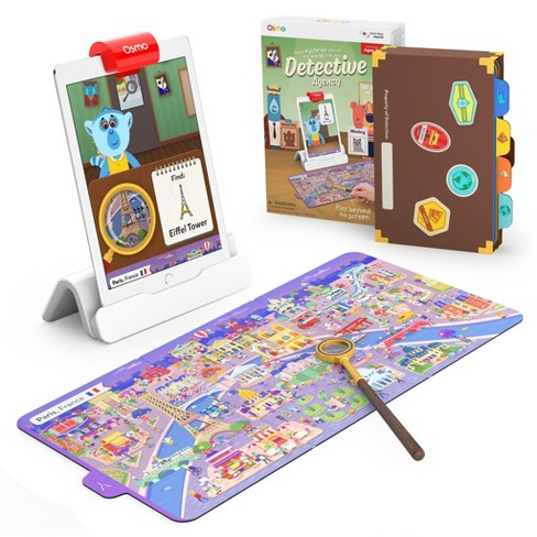 Osmo - Detective Agency: A Search & Find Mystery Game - Ages 5-12 - image 1 of 4