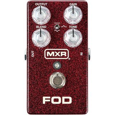 MXR FOD Drive Deep Red Sparkle