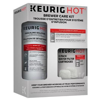 Keurig Brewer Care Kit