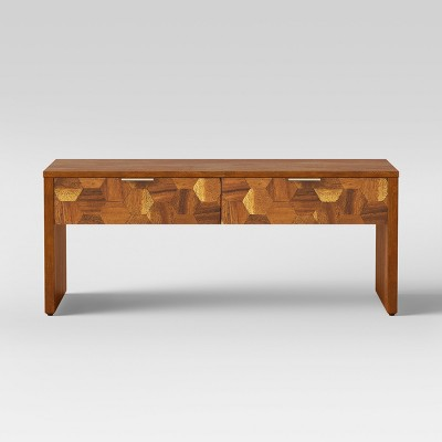 Jabiru Coffee Table with Drawer Brown - Opalhouse™