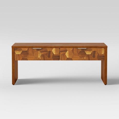 Jabiru Coffee Table With Drawer Brown Opalhouse Target