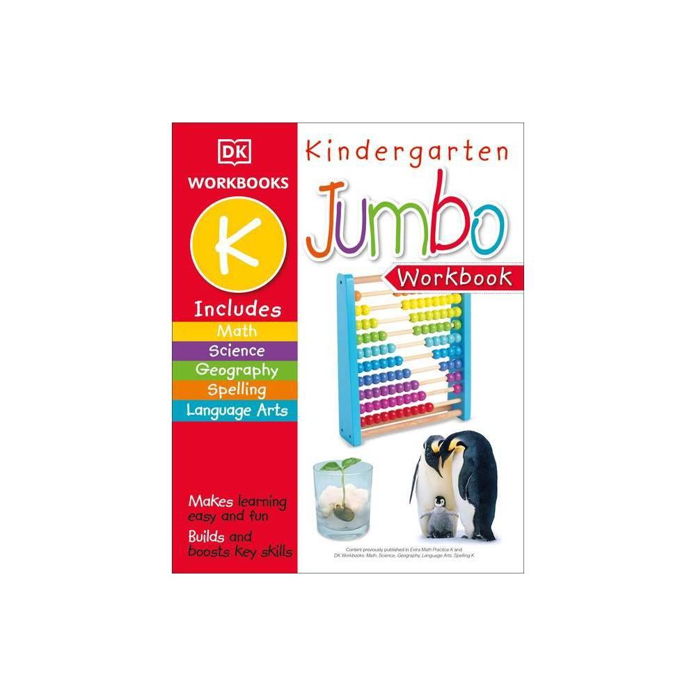 Jumbo Kindergarten Workbook Paperback