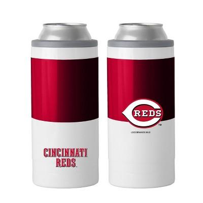 MLB Cincinnati Reds 12oz Slim Can Cooler