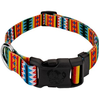 Country Brook Petz® Deluxe Summer Pines Dog Collar - Made In The U.S.A.