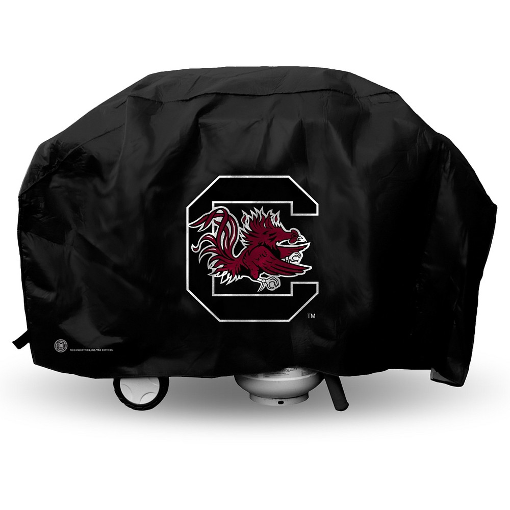 Rico Industries NCAA Team Standard Grill Cover - South Carolina Gamecocks