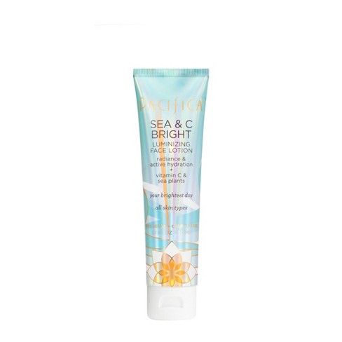 Pacifica Sea&C Bright Luminizing Face Lotion - 1.7oz - image 1 of 3