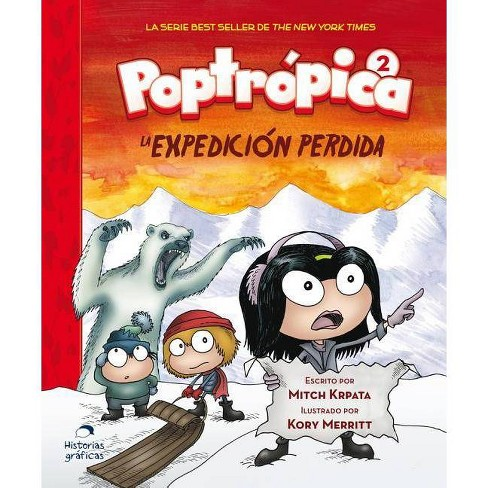 Poptr�pica 2. La Expedici�n Perdida - by  Mitch Krpata (Paperback) - image 1 of 1
