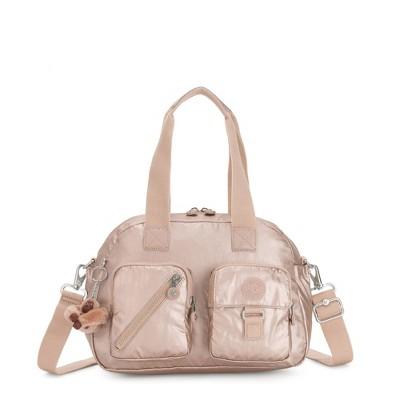 Kipling Defea Metallic Handbag