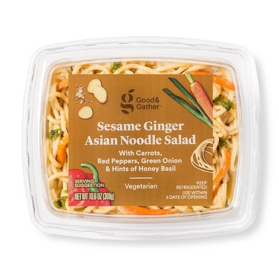 Sesame Ginger Asian Noodle Salad - 10.6oz - Good & Gather™