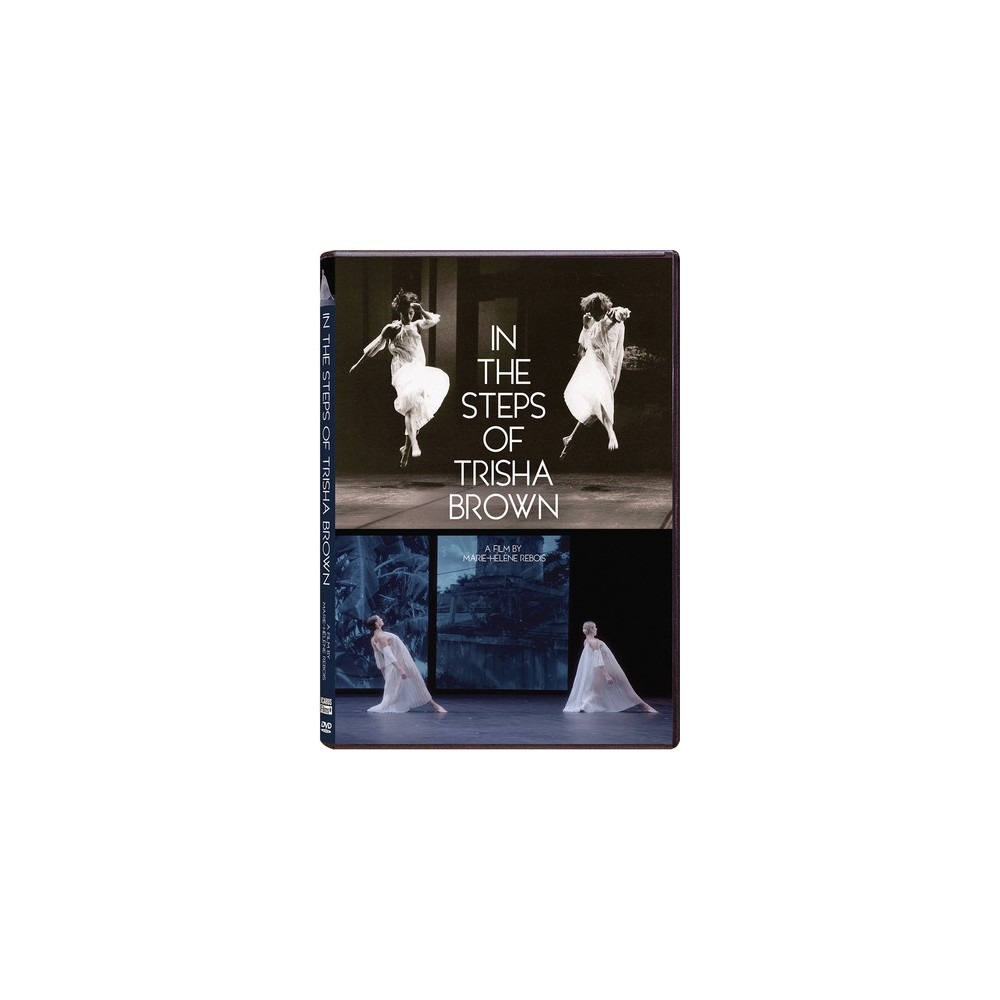 In The Steps Of Trisha Brown (Dvd)