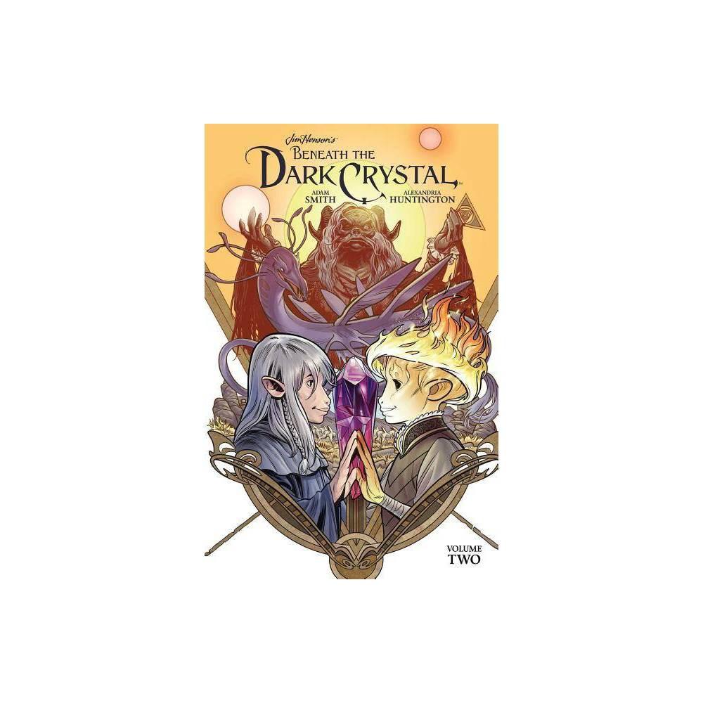 Jim Henson S Beneath The Dark Crystal Vol 2 By Adam Smith Hardcover
