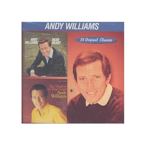 Andy Williams - Dear Heart/Shadow of Your Smile (CD) - image 1 of 1