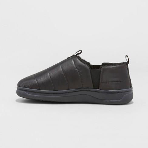 fee04a5340c Boys  Slide Slippers - Cat   Jack™ Black S (13-1)   Target