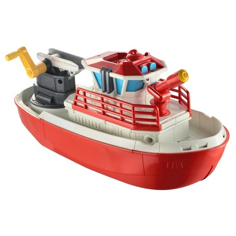 Matchbox Fire Rescue Boat - image 1 of 3