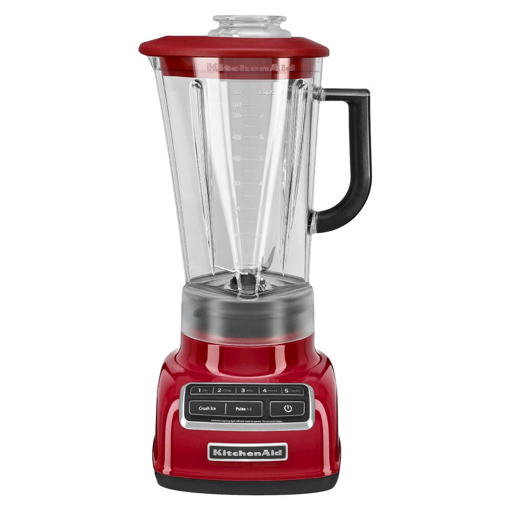 KitchenAid 5-Speed Diamond Blender – Ksb1575, Empire Red 14782220