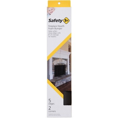 Safety 1st Foam Fireplace Hearth Bumper Guard