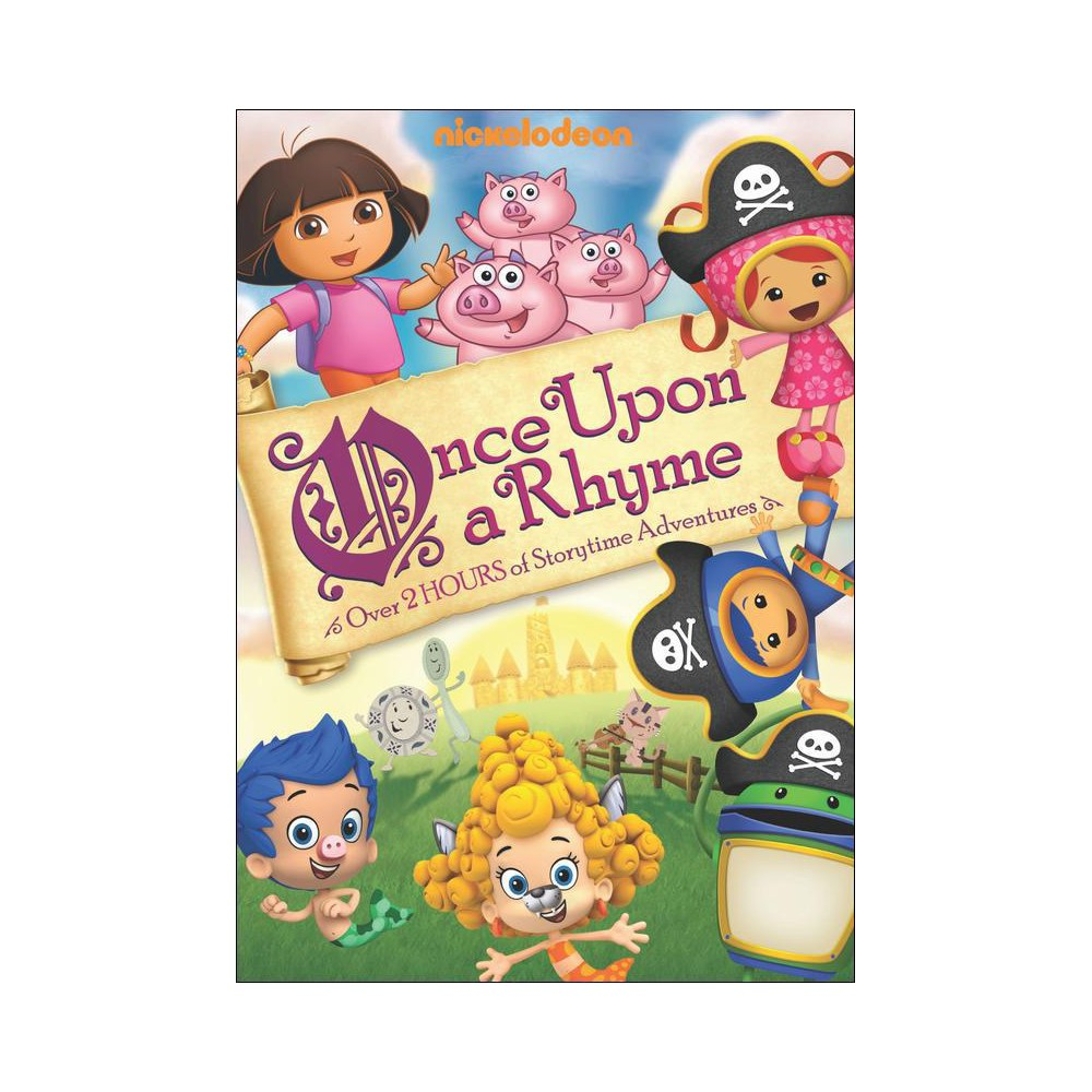 Nickelodeon Favorites: Once Upon a Rhyme