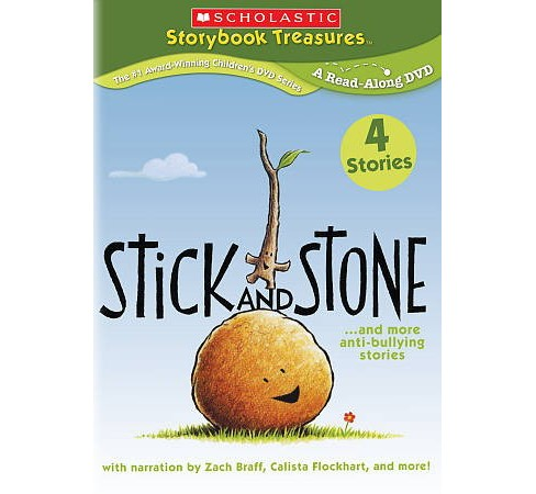 Stick And Stone And More Anti Bullyin (DVD) - image 1 of 1