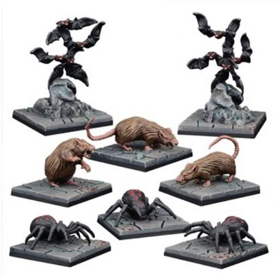Dungeon Critters Pack Miniatures Box Set