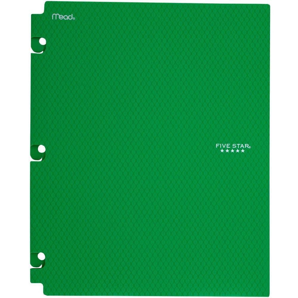 Snap In Portfolio 2 Pocket Green Five Star
