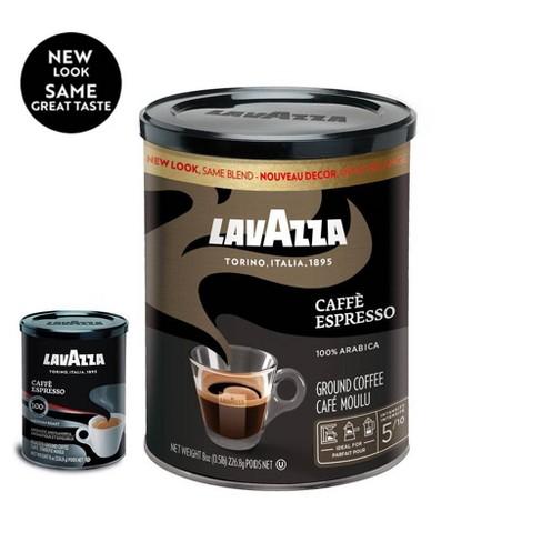 Lavazza Caffe Espresso Roast Dark Roast Ground Coffee 8oz Target