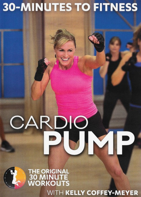 30 Minutes To Fitness:Cardio Pump (DVD) - image 1 of 1