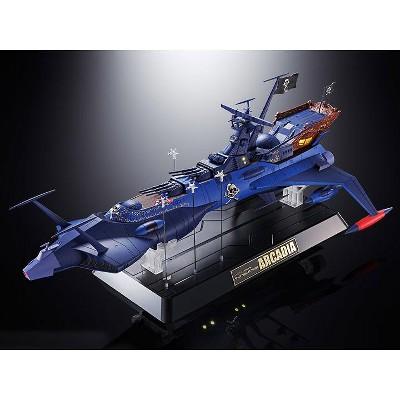 Bandai Tamashii Nations Soul of Chogokin GX-93 Space Pirate Captain Harlock Battleship Arcadia