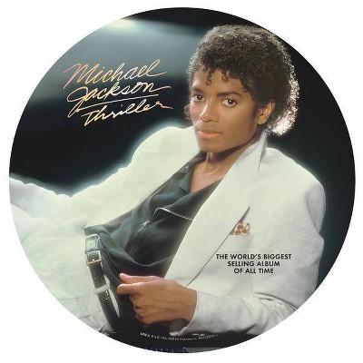 Michael Jackson- Thriller (Vinyl)