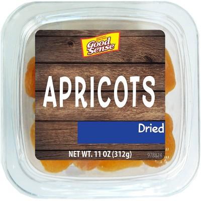 Good Sense Apricots - 11oz