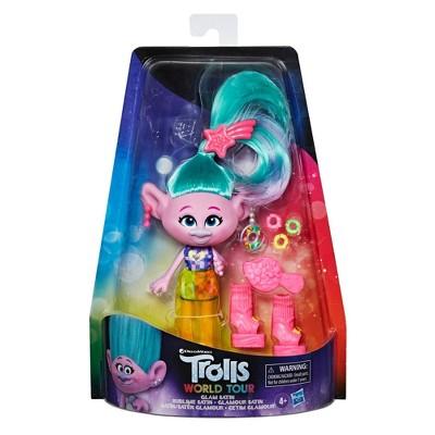 DreamWorks Trolls Glam Satin Fashion Doll