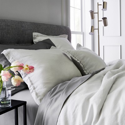 Supima Cotton Sheet Set (Cal King) White 1000 Thread Count   Fieldcrest™ :  Target