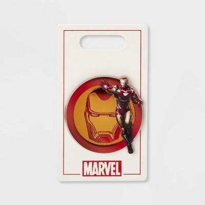 Kids' Marvel Iron Man Pin - Disney Store