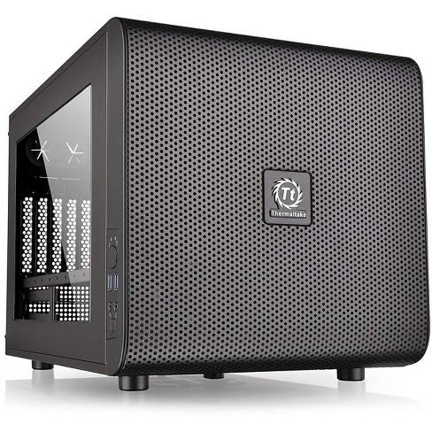 Thermaltake Core V21 Micro ATX Cube Computer Case. - image 1 of 4