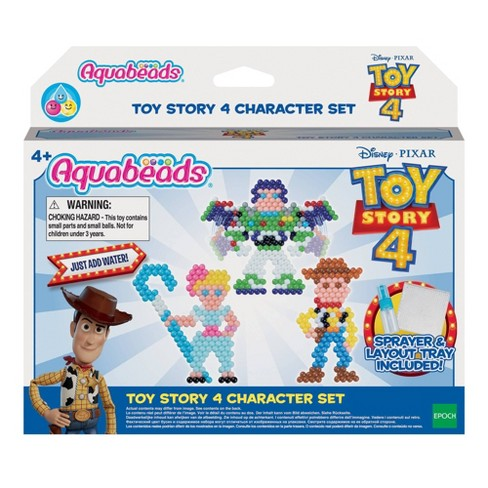 Aquabeads Toy Story 4 Character Craft Set - image 1 of 4