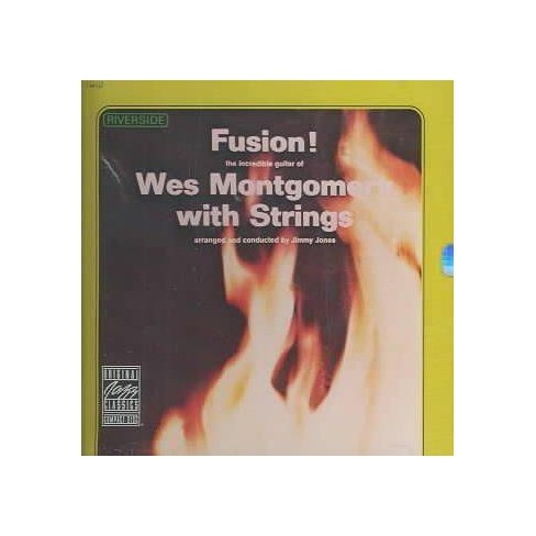 Wes Montgomery - Fusion (CD) - image 1 of 1