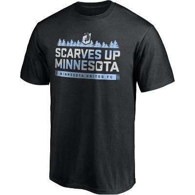 MLS Minnesota United FC Men's Hometown T-Shirt