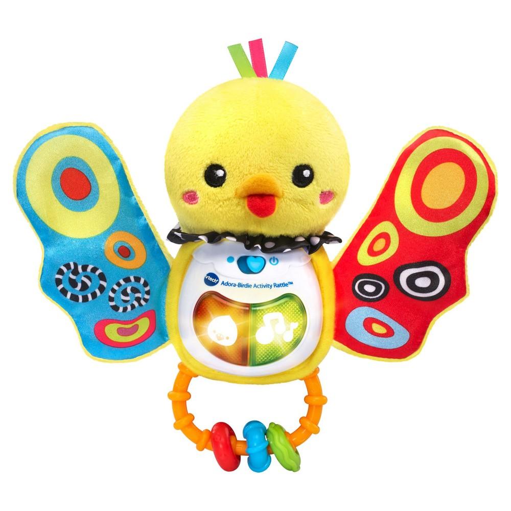 VTech Adora-Birdie Activity Rattle, Multi-Colored