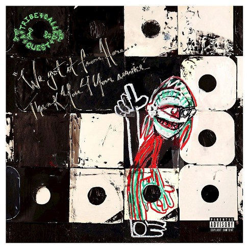 A Tribe Called Quest - We got it from Here...Thank You 4 Your Service - image 1 of 1