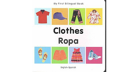 Clothes (Bilingual) (Hardcover) - image 1 of 1
