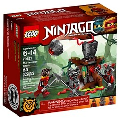 LEGO Ninjago The Vermillion Attack 70621