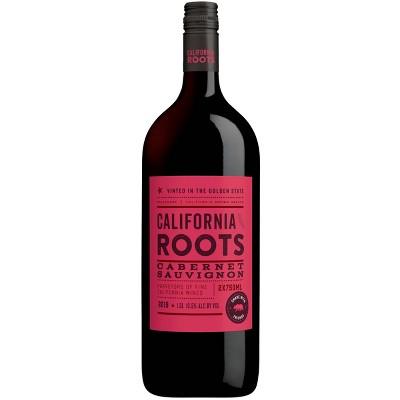 Cabernet Sauvignon Red Wine - 1.5L Bottle - California Roots™