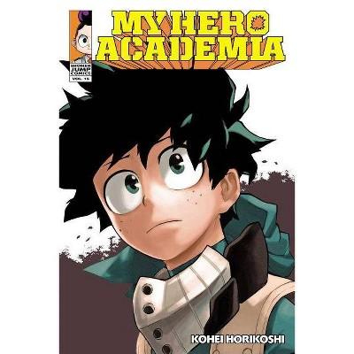 My Hero Academia, Vol. 15 - by  Kohei Horikoshi (Paperback)