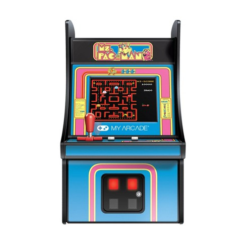 My Arcade Ms. Pac-Man Micro Player Retro Arcade - image 1 of 4