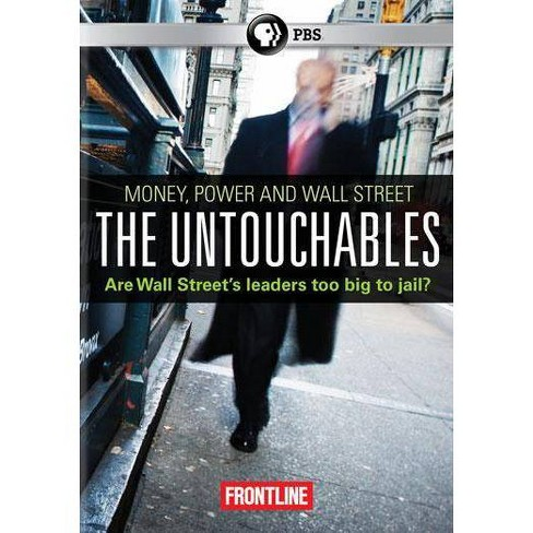 Frontline: The Untouchables (DVD) - image 1 of 1
