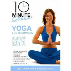 10 Minute Solution: Yoga for Beginners (DVD)