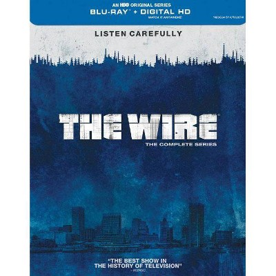 The Wire: The Complete Series (Blu-ray)(2015)