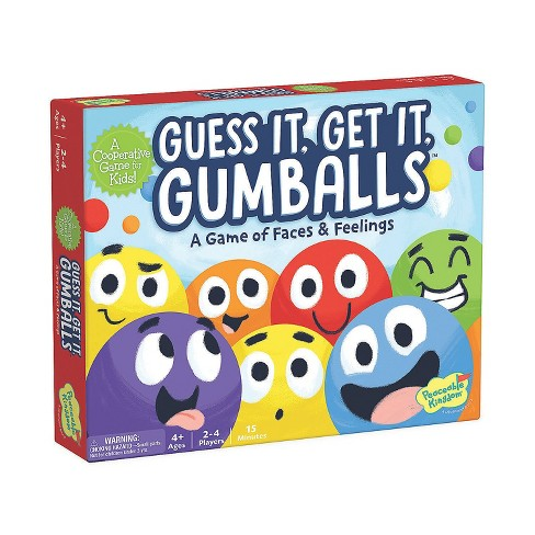 MindWare Guess It. Get It. Gumballs - Early Learning - image 1 of 2
