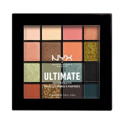 NYX Professional Makeup Ultimate Shadow Palette - 0.02oz