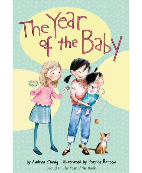 Year of the Baby -  (Anna Wang) by Andrea Cheng (Paperback) - image 1 of 1