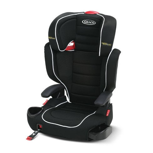 Graco TurboBooster Highback LX Booster Car Seat with Safety Surround - Stark - image 1 of 4